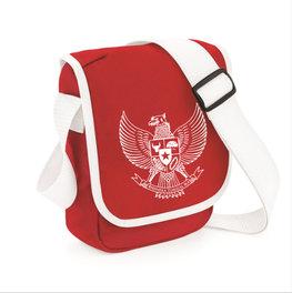 Garuda Reporter-bag/schoudertas (rood)