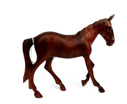 Paard 15cm hoog