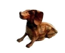Teckel / hond van hout
