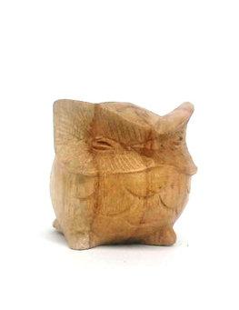 Uiltje van hout