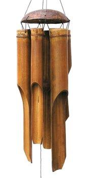 Windbel bamboe 60cm