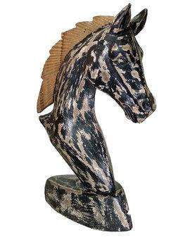 Paardenhoofdje zwart