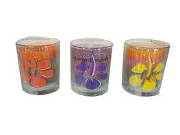 Geurkaasje in glas ROOS