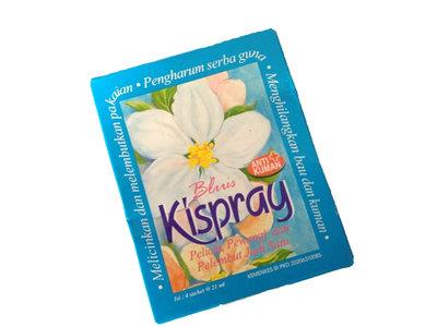 Kispray blauw