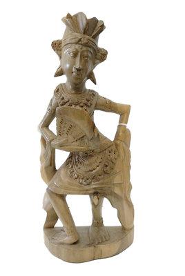 Beeld Balinese danser