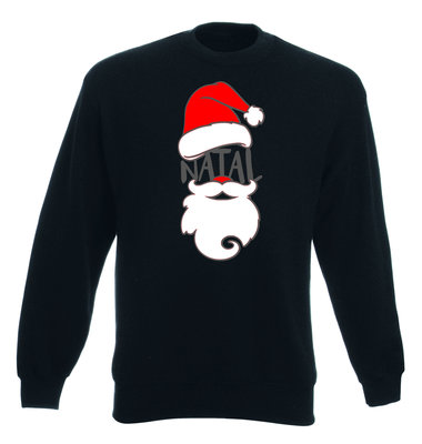 Kinder Sweater Kerstman