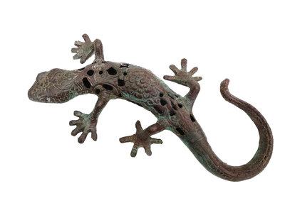 GECKO / HAGEDIS brons