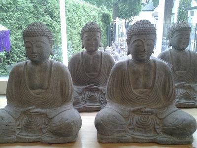 Boeddha van steen