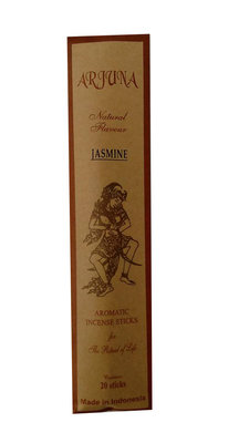 Wierook ~ Arjuna ~ Jasmine