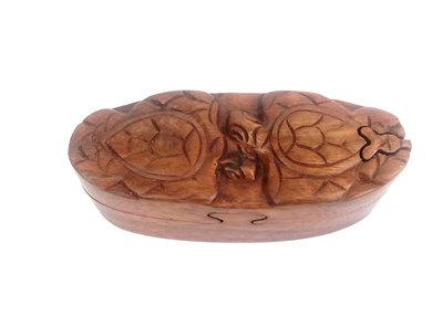 Geheim doosje Schildpad