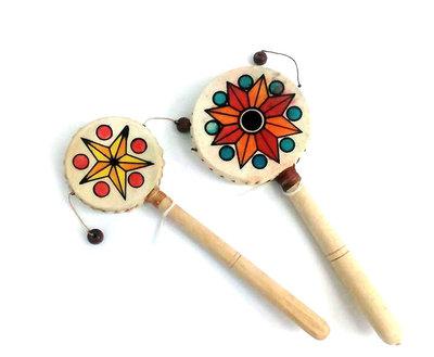 muziekinstrumentje, klein
