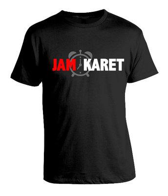 Tshirt Jam Karet