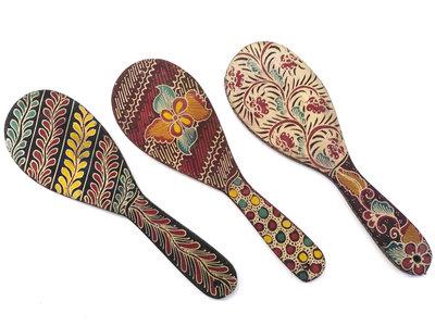 Rijstlepel batik