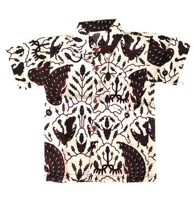 Batikoverhemd KIDS 5-6 jaar