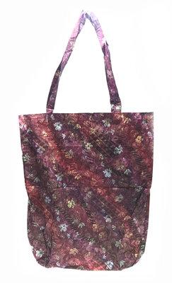 Boodschappentasje Batik (met ingenaaide hoeken)