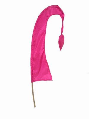 balivlag (umbul umbul) 50cm FUCHSIA