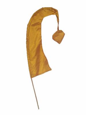 balivlag (umbul umbul) 50cm  GOUD