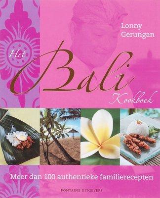 Het Bali Kookboek ~ Lonny Gerungan