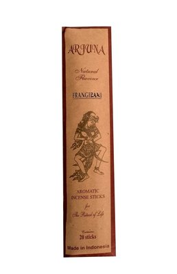 Wierook ~ Arjuna ~ Frangipani