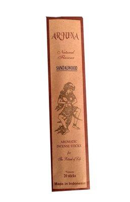 Wierook ~ Arjuna ~ Sandalwood
