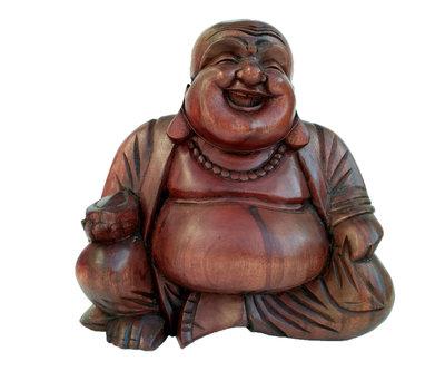 Happy Boeddha / putai / hokei 30cm