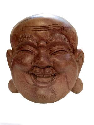Masker Happy Boeddha / putai / hokei 30cm