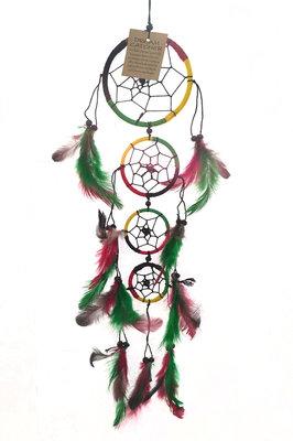 Dromenvanger / Dreamcatcher - Kleurrijk