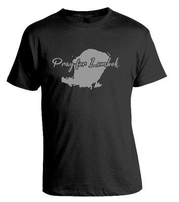 Tshirt Pray for Lombok