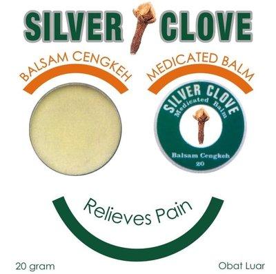 Balsem Silver Clove