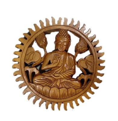 Paneel boeddha