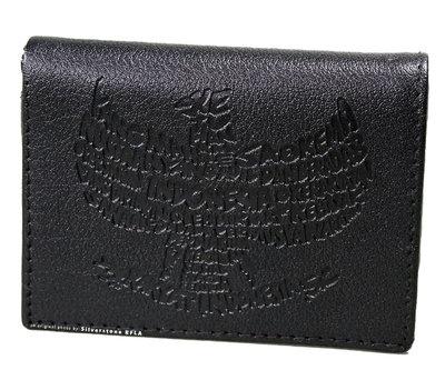 Kaarthouder Garuda zwart