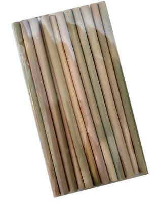 Bamboe rietjes 25cm