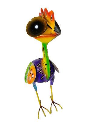 Elmo / vogel 24cm staand PAARS