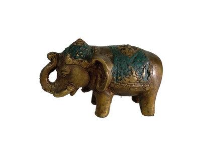 Olifantje brons