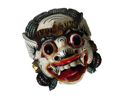 Masker Barong / Raksasa Bali