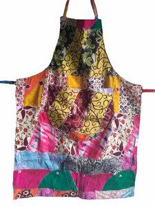 Batik keukenschort