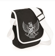 Garuda Reporter-bag/schoudertas (zwart)