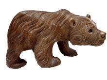 Houtsnijwerk beer