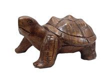 Schildpadje van hout