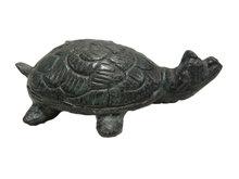 Schildpadje van brons