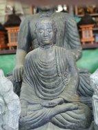 Stenen Boeddha 1meter
