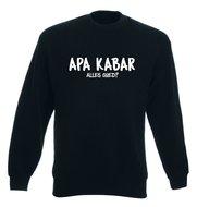 Sweater Apa Kabar
