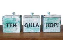 Kopi Teh Gula (Groen)