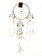 Dromenvanger / Dreamcatcher  WIT