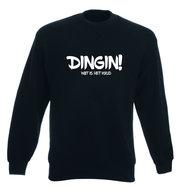 Sweater Dingin - wat is het koud